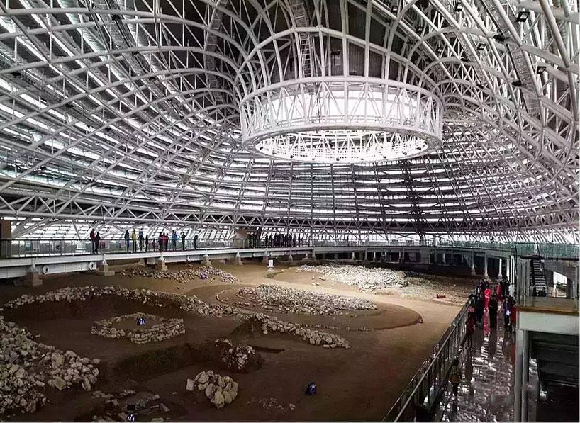 Relíquies històriques de la cultura Hongshan