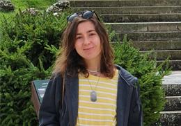 Laura Tomás Bueno, 3r curs d'Estudis Hispànics
