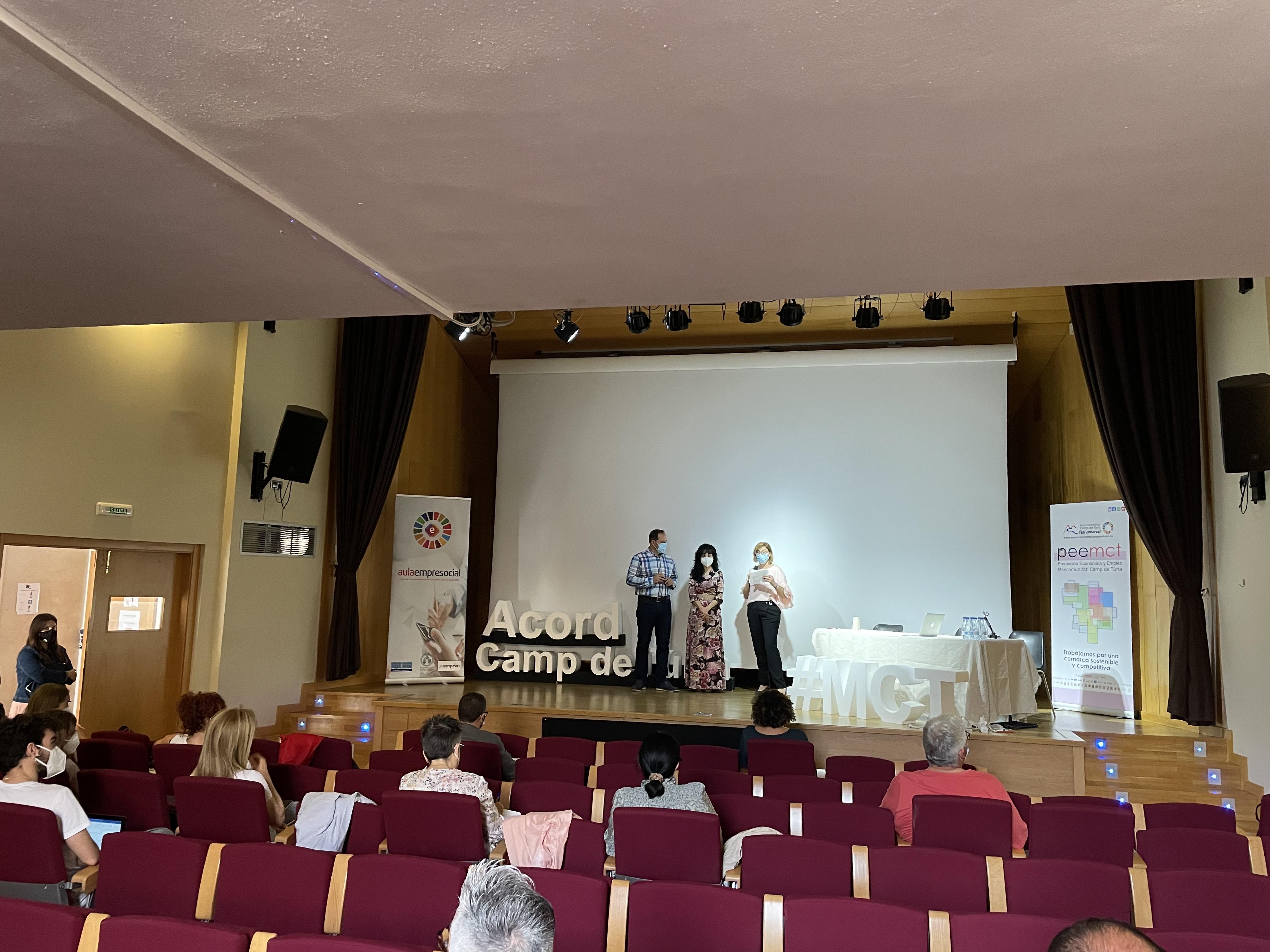 Tercera jornada sobre Objectivos de Desarrollo Sostenible, Villamarchante - imatge 0