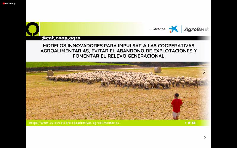 III Jornada anual de la Cátedra de Cooperativas Agroalimentarias de la UV - imatge 0