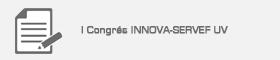 Se abrirá una nueva ventana. Enllaç al formulari d'inscricpió del I Congrés d'Innovació i Gestió Avançada en la Formació per a l'Ocupació