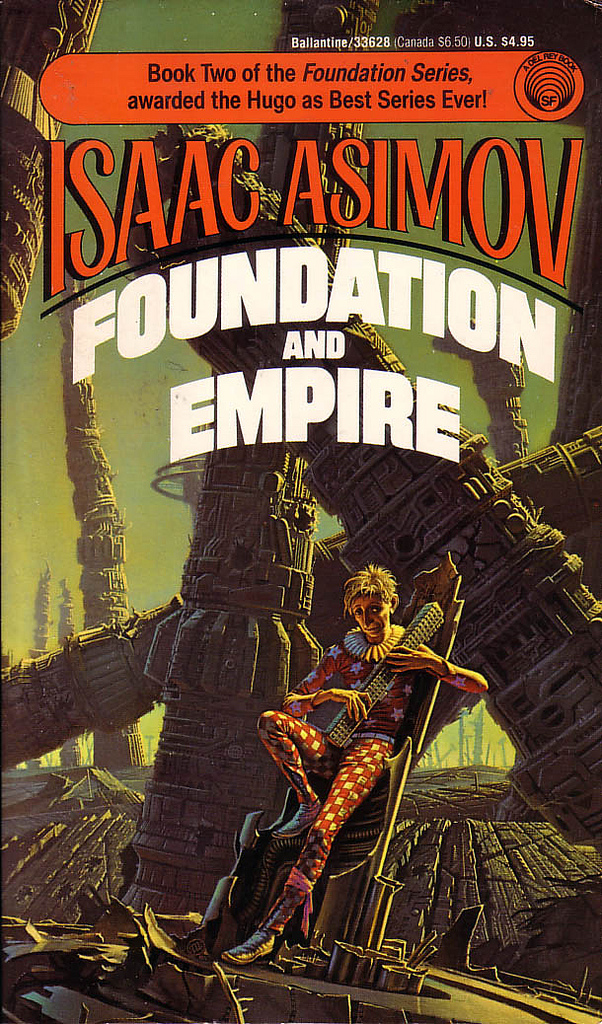 portada del libro the foundation