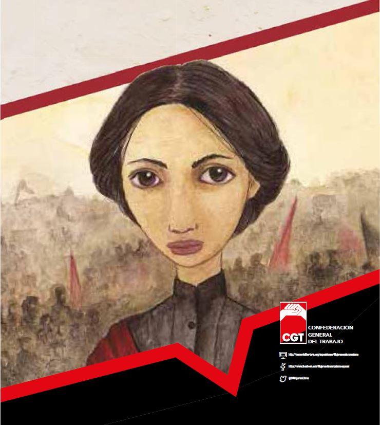 La mujer en el anarquimo español dibujo
