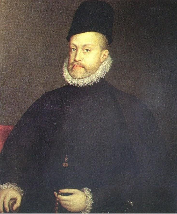 Felipe II El Rey Dios