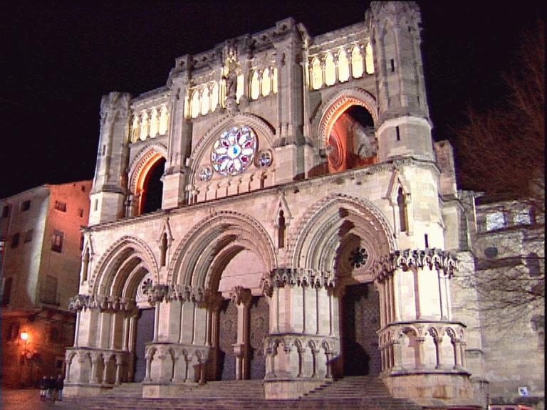 fc8718efe12 La catedral de Cuenca ...