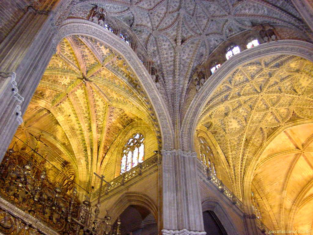 La catedral de sevilla for Ministerio del interior sevilla