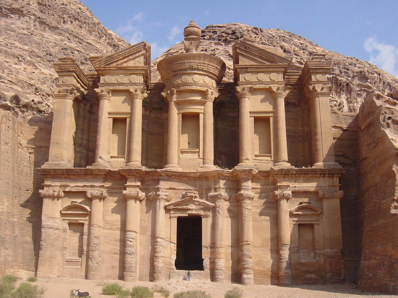 Petra Ciudad Eterna