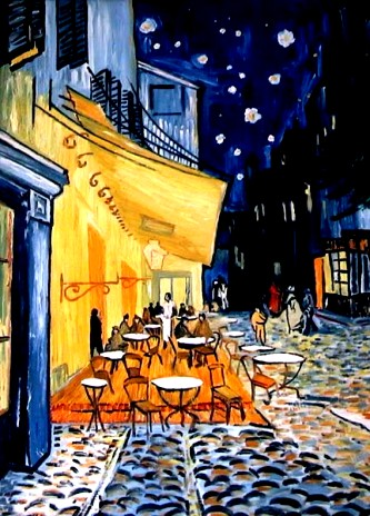 Van gogh el pintor incomprendido - Van gogh comedores de patatas ...