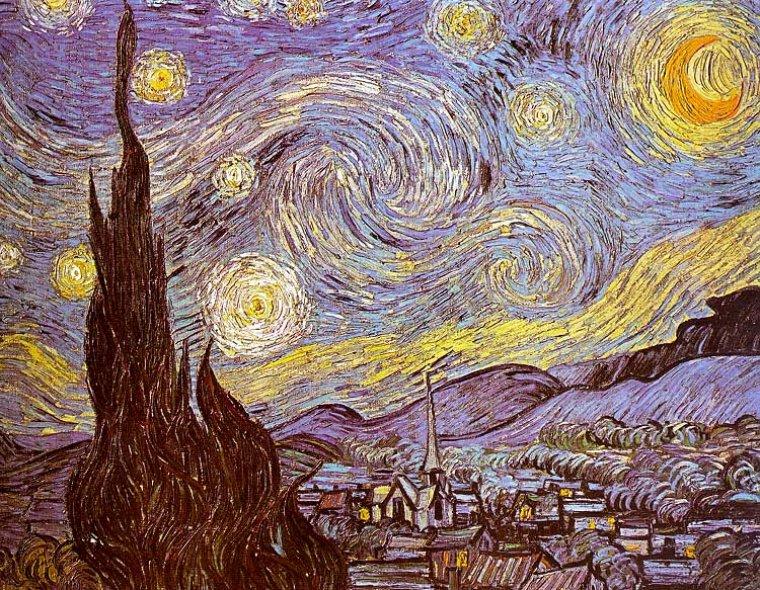 Van gogh el pintor incomprendido - Los cuadros mas bonitos ...