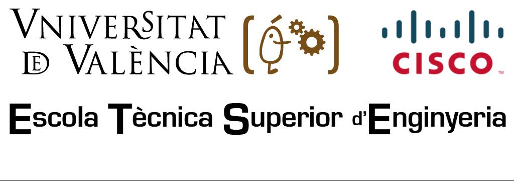 Academia cisco universitat de val ncia for Universidad de valencia online