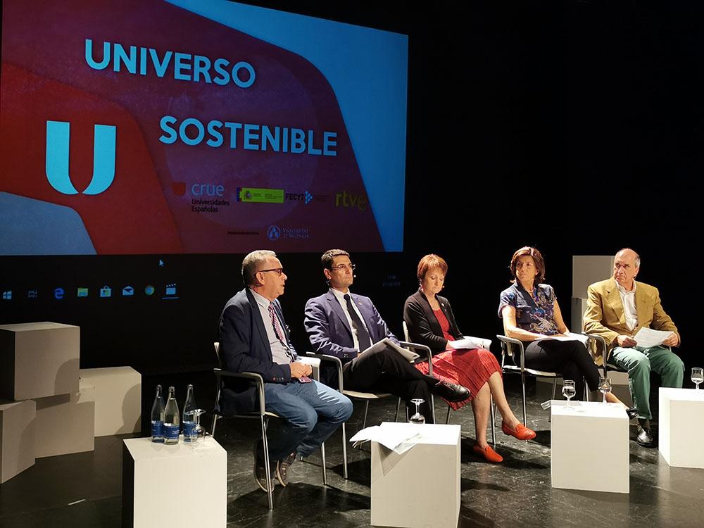 Presentació de la nova temporada de la sèrie 'Universo Sostenible'