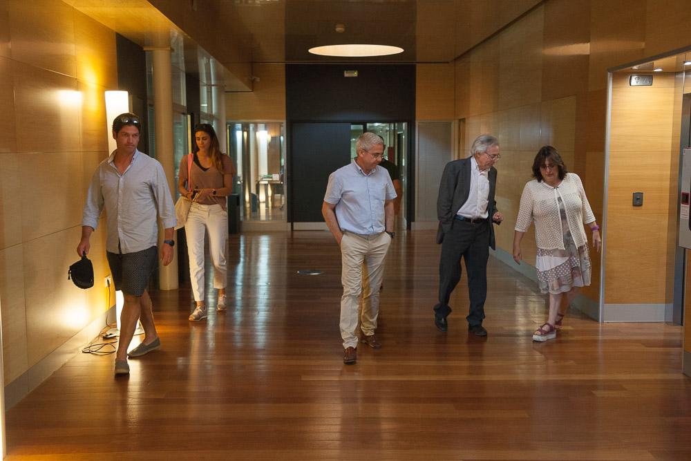 La Universitat de València signa un conveni de col·laboració amb la Federació d'Esports Adaptats de la Comunitat Valenciana