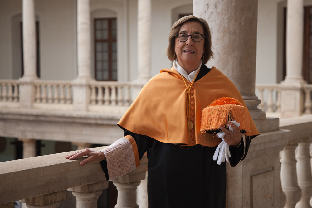 La Universitat de València celebra l'acte d'obertura del nou curs acadèmic