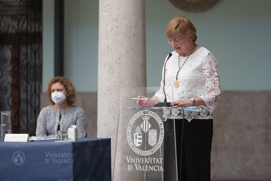 La Universitat de València obri oficialment el curs 2020-2021 - imatge 0