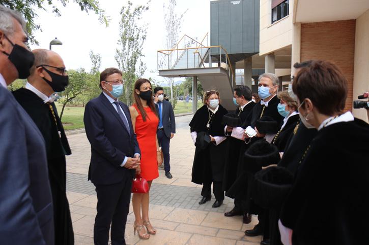 Acte d'obertura curs acadèmic univesitats valencianes - imatge 0