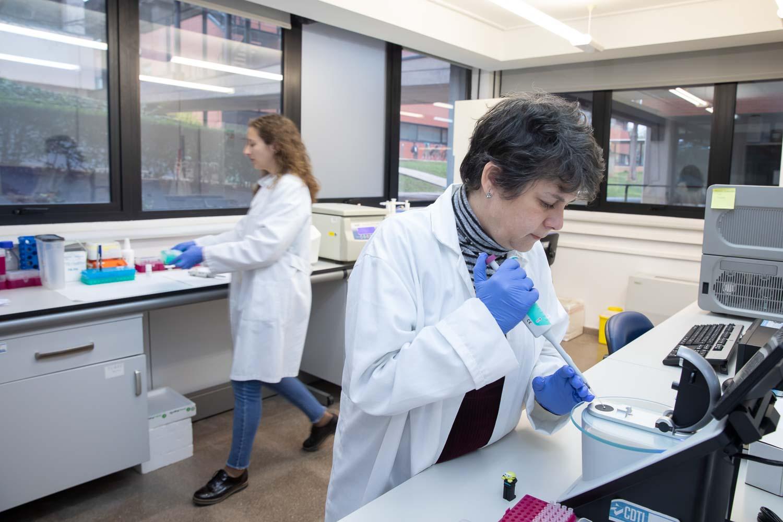 Más de 200 muestras de PCR se analizan diariamente en empresas del Parc Científic