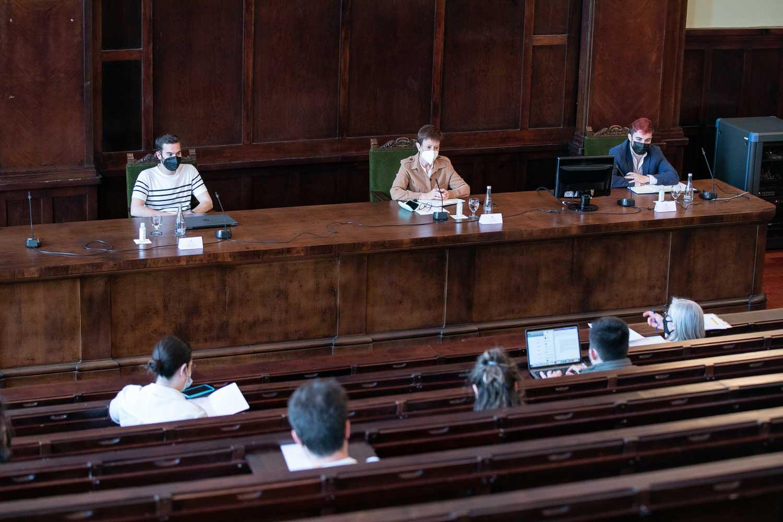 Comissión Asesora Estudiantil