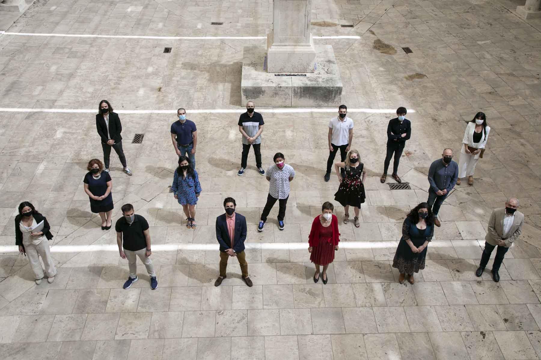 La Universitat de València finança amb més de 12.300 euros els huit projectes guanyadors de la convocatòria Activa Cultura