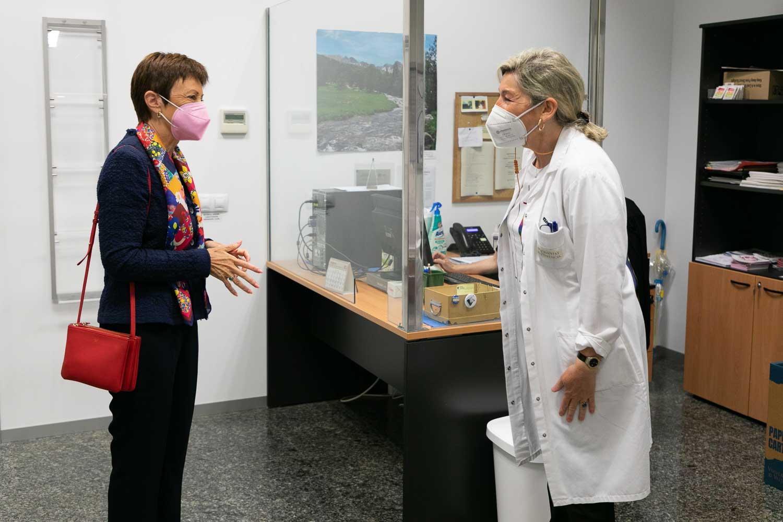 El Gabinet Mèdic de Blasco Ibáñez comptarà amb noves instal·lacions