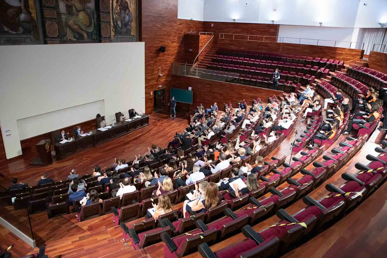 La Universitat lliura els seus Premis Extraordinaris de Doctorat del curs 2018-19