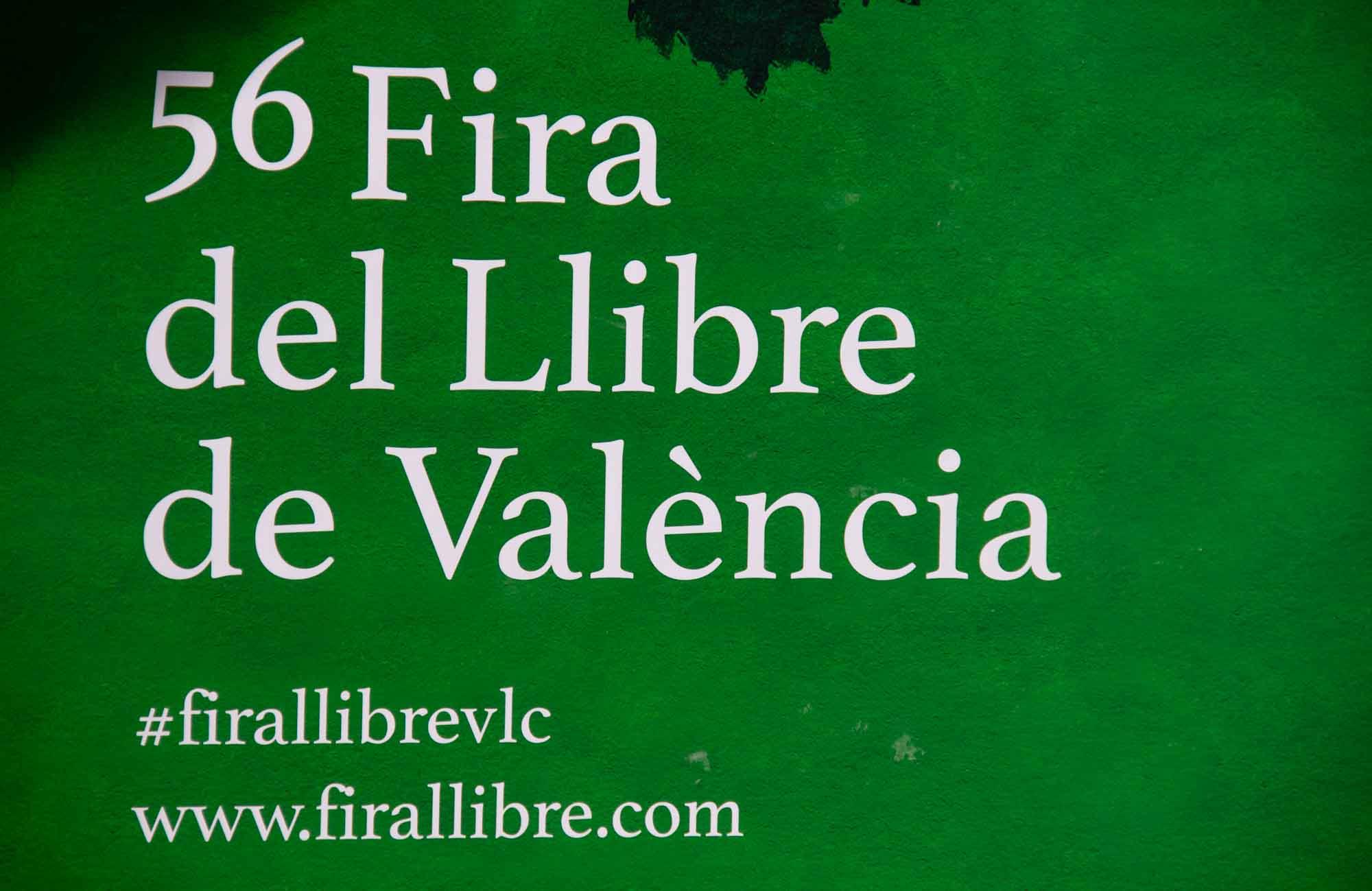 Inauguració de la 56 Fira del Llibre de València - imatge 0
