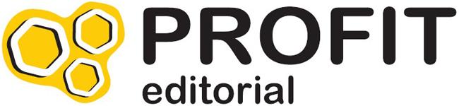 Resultat d'imatges de logo profit editorial