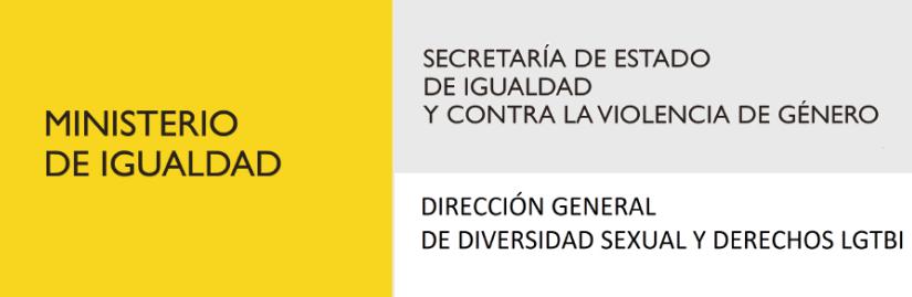 Logo DG LGTBI