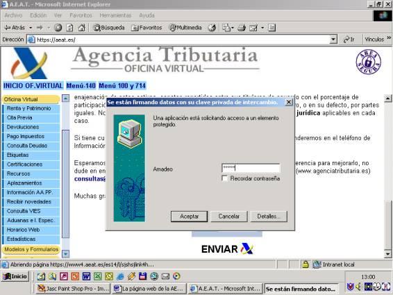2 for Oficina virtual de la agencia tributaria