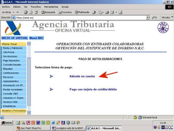 2 for Oficina virtual aeat