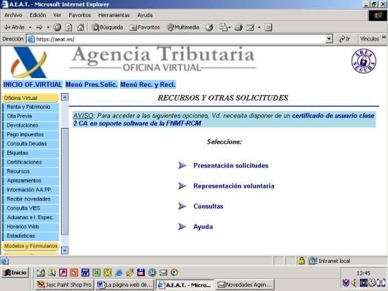 2 - Oficina virtual entidades locales ...