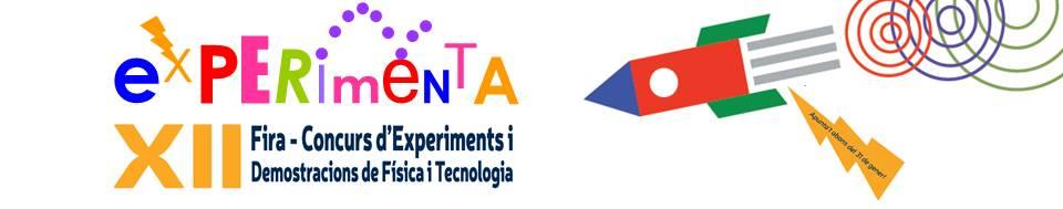 XII FIRA-CONCURS EXPERIMENTA 2 d'Abril de 2017 (CAC, València)