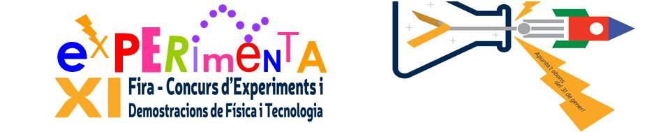 XI FIRA-CONCURS EXPERIMENTA 24 d'Abril de 2016 (CAC, València)