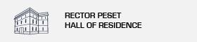 Rector Peset Hall Residence