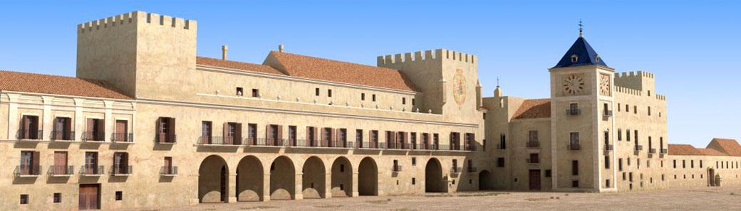 Enyego d'Àvalos va ser un valencià d'adopció: va passar la seua infància i joventut en el desaparegut Palau del Real de València, quan aquesta ciutat era la capital de la Corona d'Aragó.