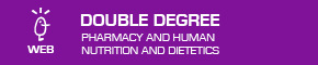 Doble Degree in Pharmacy and Human Nutrition and Dietetics
