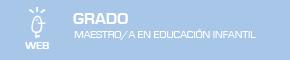 Grado en Maestro/a en Educación Infantil