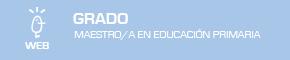 Grado en Maestro/a en Educación Primaria
