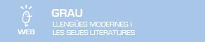 Grau en Llengües Modernes i les seues Literatures