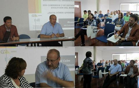 El GRIDET participa com a ponent convidat en Gran Canària