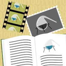 Icono de la guía de colecciones digitales