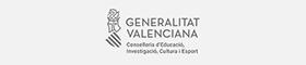 This opens a new window Generalitat Valenciana - Conselleria d'Educació, Investigació, Cultura i Esport