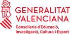 Generalitat Valenciana - Conselleria d'Educació, Investigació, Cultura i Esport