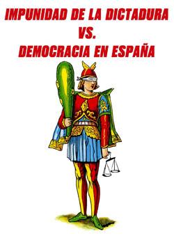 Impunitat de la dictadura Vs. democràcia a Espanya. Taula redona. 12/06/2018. La Nau. 19.00 h