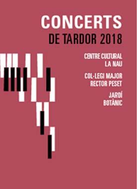 Concerts de Tardor. C. M. Rector Peset