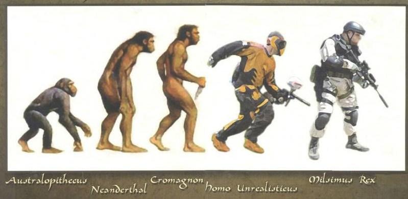 Hominin evolution essay