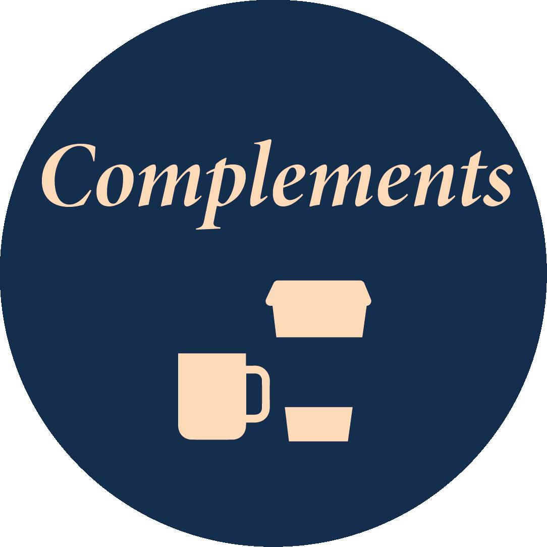 complementes, tasses, altres