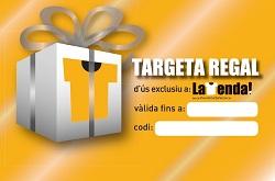 Imatge Targeta regal