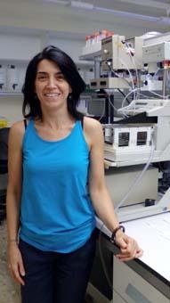 Paula Alepuz, científica a cargo del proyecto