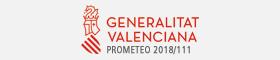 S'obrirà una nova finestra. Generalitat Valenciana Prometeo II 2014/081
