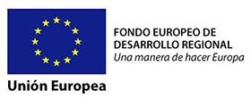 S'obrirà una nova finestra. Fondo Europeo de Desarrollo Regional - Unión Europea